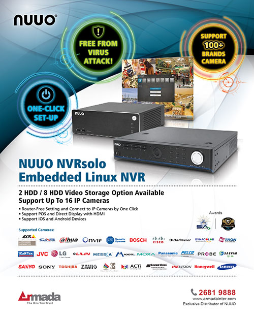 NUUO-Embedded-Linux-NVR