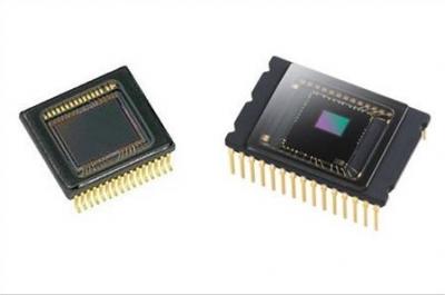 Image sensor sound sensor